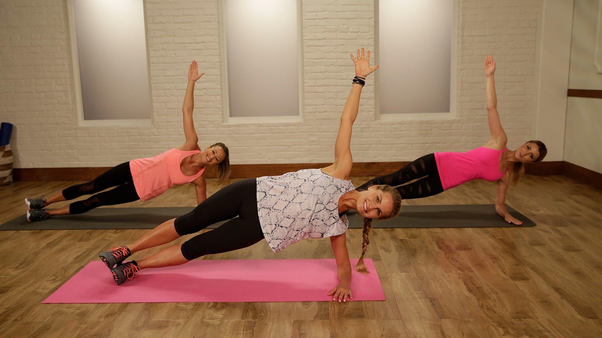 Snap Get A Victoria S Secret Model Body Workout Play Hard Photos On 13 Killer Circuit Workouts You Can Do At Home Minqcom Work Out Like An Angel With This No Equipment Video