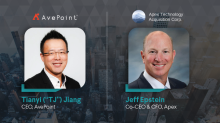 Replay: AvePoint-Apex Technology Fireside Chat With IPO Edge