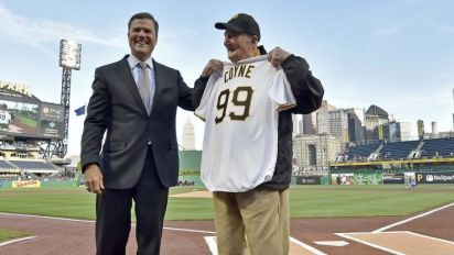Pirates honor 99-year-old usher who's been with them for 81 years
