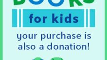 zulily and Penguin Random House Host 'Books For Kids' Buy-One-Give-One Campaign to Give Children the Gift of Reading