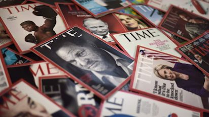 Time reveals list of 100 most influential people