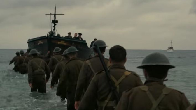 Dunkirk: New Christopher Nolan film stuns audience at CinemaCon