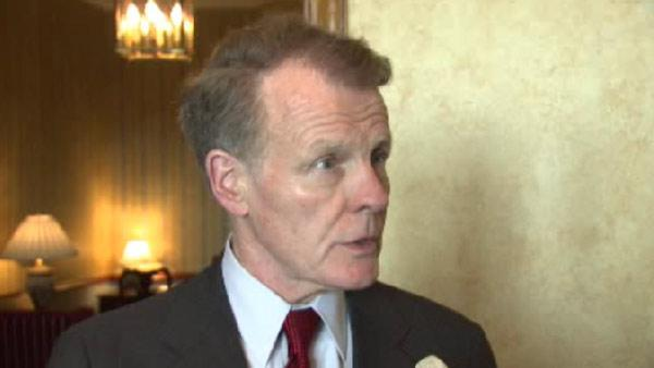 Mike Madigan sounds off on Illinois pension problem
