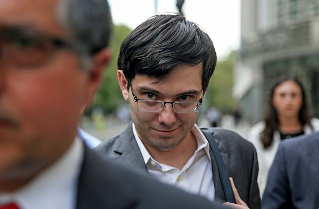 Netflix will make a movie about Martin Shkreli's rare Wu-Tang album purchase