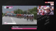 Cyclisme - Giro : Vegni : « Pas de risque pour le bon déroulement de la course »