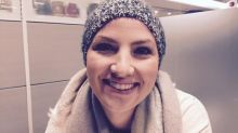 Saskatoon woman answers cancer questions live online during chemotherapy