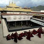 Fire at sacred Tibetan Buddhist temple sparks suspicion about censorship