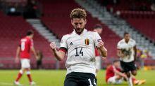 Ligue des Nations - La Belgique déroule, l'Angleterre cale