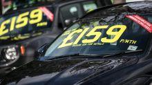 Car sales plunge 40% in UK as coronavirus hits