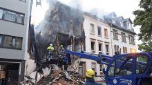 Wohnhaus explodiert in Wuppertal - Fünf Schwerverletzte