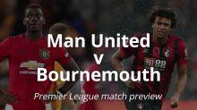 Man Utd v Bournemouth: Premier League match preview