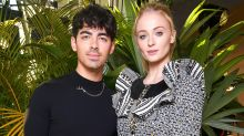 Joe Jonas Thanks   Game of Thrones for Introducing Him to His 'Incredible' Wife Sophie Turner