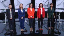 Vaya vergüenza el debate electoral femenino.