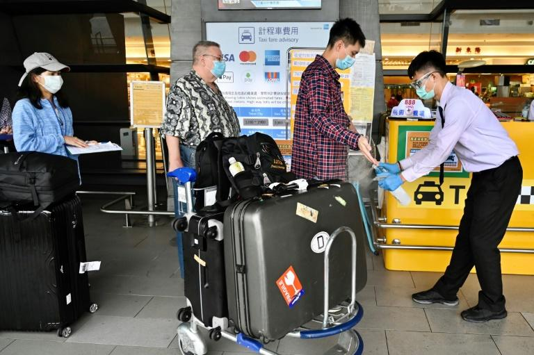 Airline pilot is responsible for the first local virus infection in Taiwan since April