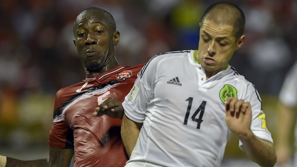 Mexico breaks another 'curse' with Trinidad and Tobago win