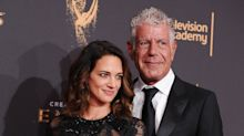 'There is no right or wrong way to mourn:' Asia Argento hits back at critics after boyfriend Anthony Bourdain's death