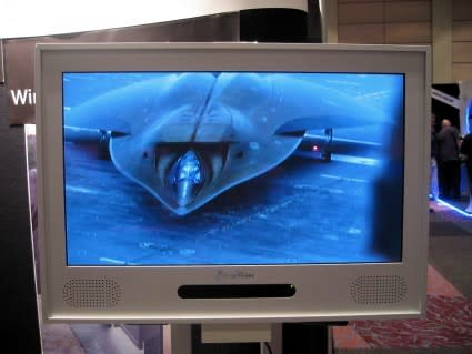 32-inch MirageVision outdoor LCD is ready for the elements