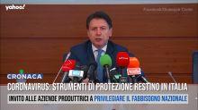 Coronavirus: Strumenti di protezione restino in Italia