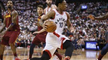 Basket - NBA - Les Raptors et les Spurs auraient trouvé un accord concernant l'échange entre DeMar DeRozan et Kawhi Leonard