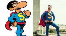 Dani Rovira se viste de Superlópez y Twitter se llena de 'memes'