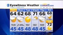 Carol's Sunny Sunday Forecast (April 26, 2015)