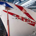 P Cruises and Cunard extend their suspension period, delaying Iona's maiden voyage