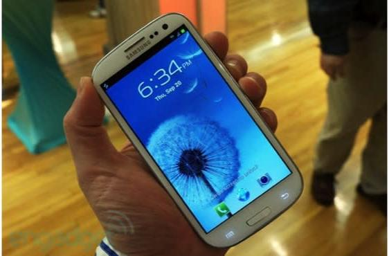 Samsung Galaxy S III  is the first MetroPCS handset to support Google Wallet