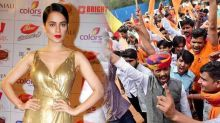 Karni Sena will be protecting Kangana Ranaut at Mumbai