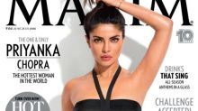 Did Maxim photoshop Priyanka Chopra's armpit?