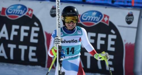 Ski alpin - CM - Fabienne Suter raccroche les skis