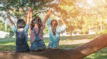 Studie: Kinder sind intelligenter, wenn sie im Grünen aufwachsen
