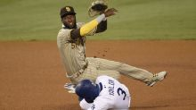 Paddack struggles in 11-2 loss to Dodgers