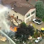 Home explodes in New Jersey, injuries unclear