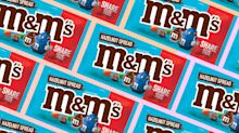 M&Ms are launching 'Nutella' M&Ms and OMG