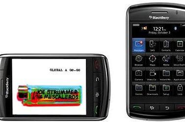 7Digital to debut BlackBerry direct music downloads