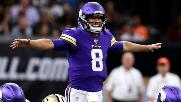 san francisco 69ff5 70916 Vikings might take ball out of Kirk Cousins' hands more