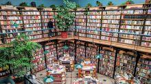 Estas son 8 de las librerías más hermosas y raras de la Ciudad de México