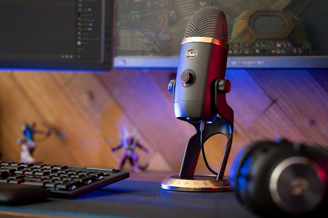 Blue Microphone Yet X World of Warcraft