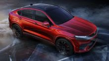 Geely reveals FY11 SUV, its first vehicle built on the Volvo Geely-designed platform