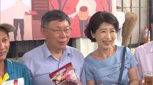 夜線/陳佩琪稱「台灣警示WHO是硬拗」惹議 柯文哲:不能要她不講話