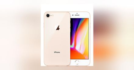 $294.99 - Apple iPhone 8 Fully Unlocked 64gb Gold