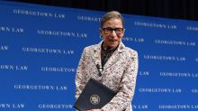 RBG is hospitalized and the internet is losing it: 'God, take me instead'