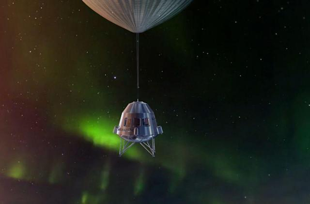 Chinese space theme park to send tourists to the stratosphere