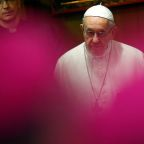 Gay man says pope told him: 'God made you this way' - paper