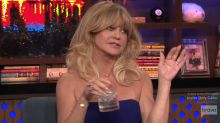 Goldie Hawn Reveals Steamy Moments With Warren Beatty and Mel Gibson on 'WWHL'