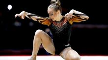 A gymnast's 'Cats'-inspired costume caused controversy and now theatrical makeup is banned