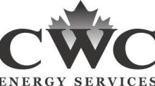 CWC Energy Services Corp. Announces Third Quarter 2020 Operational and Financial Results