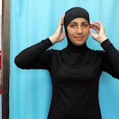 French Court to Anti-Burkini Mayors: No, You Can't Actually Ban Swimsuits.