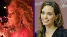 """Celine Dion, """"destrozada"""" después de que Angelina Jolie rechazara interpretarla en su biopic"""