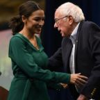 Sanders and Ocasio-Cortez say company seeking HIV patent extension 'deceitful and immoral'